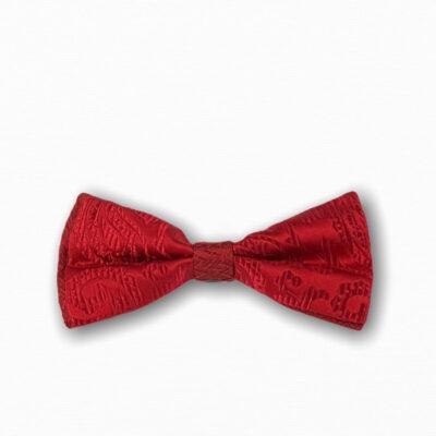 Παπιγιόν Κόκκινο 100% Silk