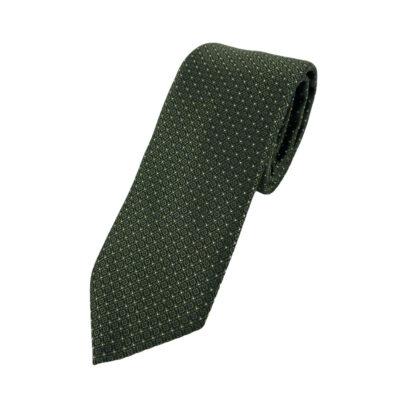 Γραβάτα Microfibra Πράσινη 202-10-0930-1104-1