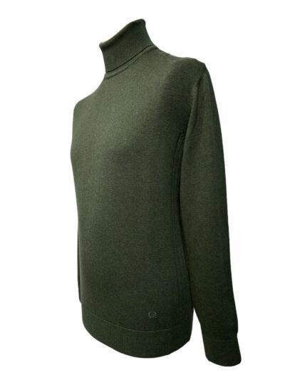 Πουλόβερ Πράσινο 202-40-2450-4001-6