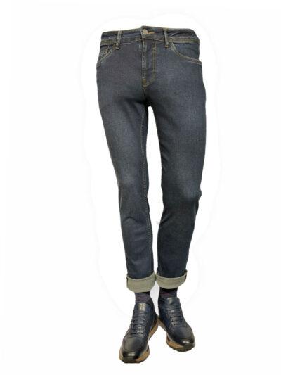 Παντελόνι Jeans Μπλε Interfit 202-61-3065-6400-1