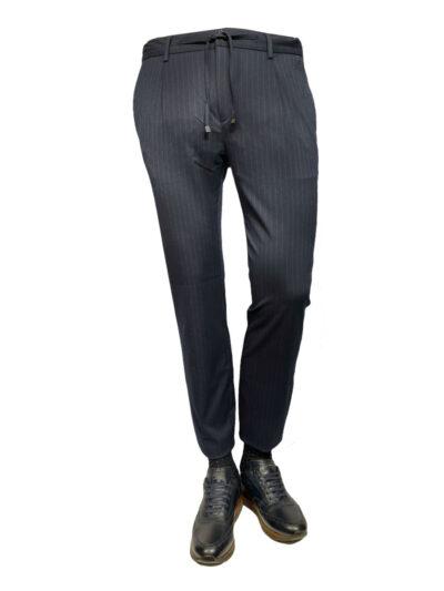 Παντελόνι Jogger Μπλε Interfit 202-68-3055-6112-1