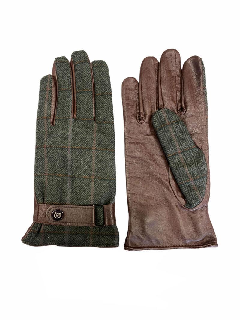 Δερμάτινα Γάντια Ταμπά 202-86-1950-7343-5