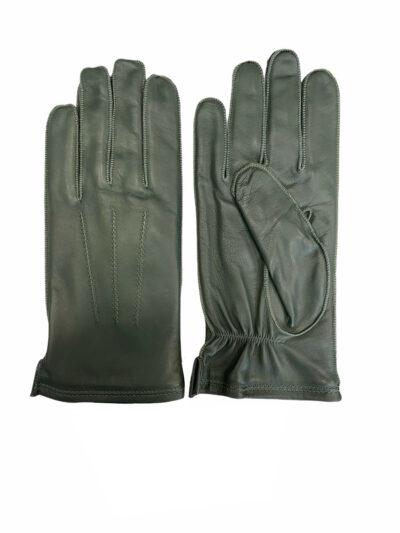 Δερμάτινα Γάντια Πράσινα 202-86-2285-8655-1