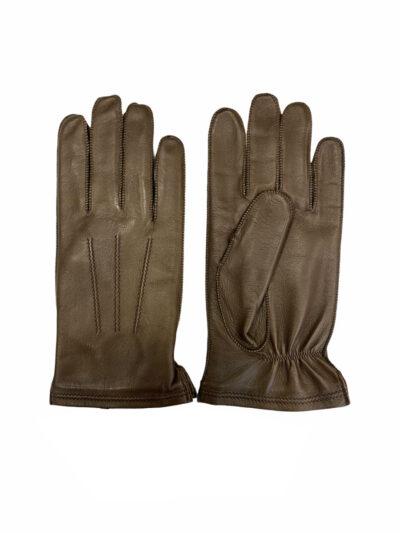 Δερμάτινα Γάντια Καφέ 202-86-2285-8655-5