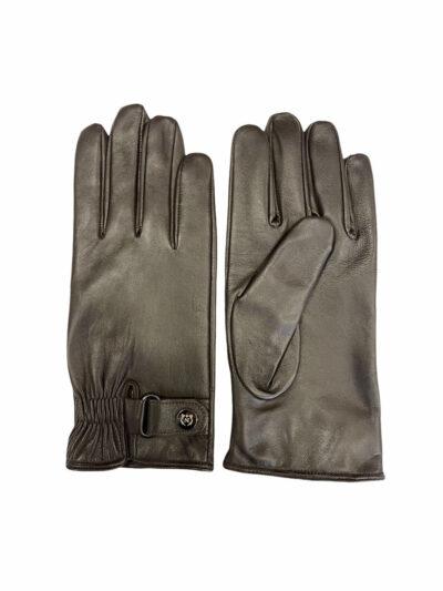Δερμάτινα Γάντια Καφέ 202-86-2285-8658-8
