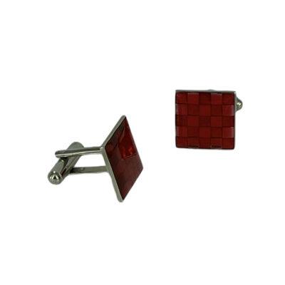 Μανικετόκουμπα Κόκκινα 202-95-1150-9506-1