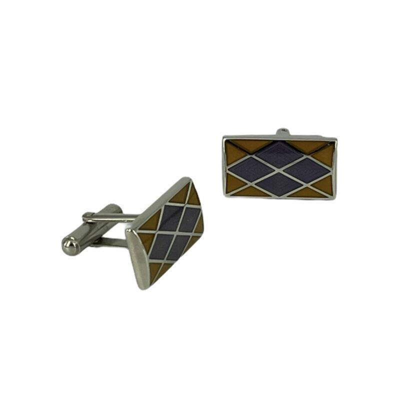 Μανικετόκουμπα Μωβ 202-95-1535-9617-3