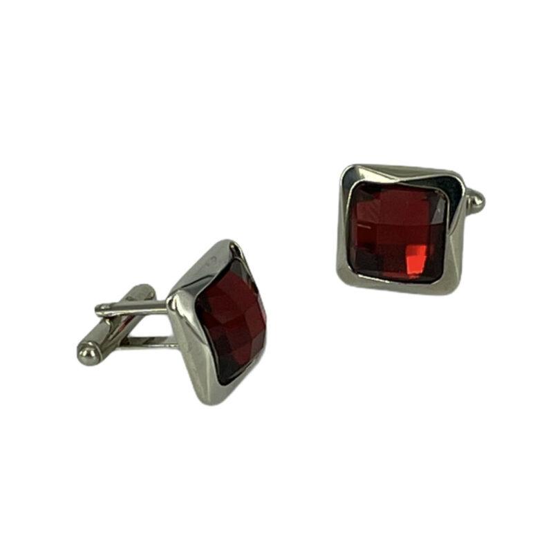 Μανικετόκουμπα Κόκκινα 202-95-1850-9705-1