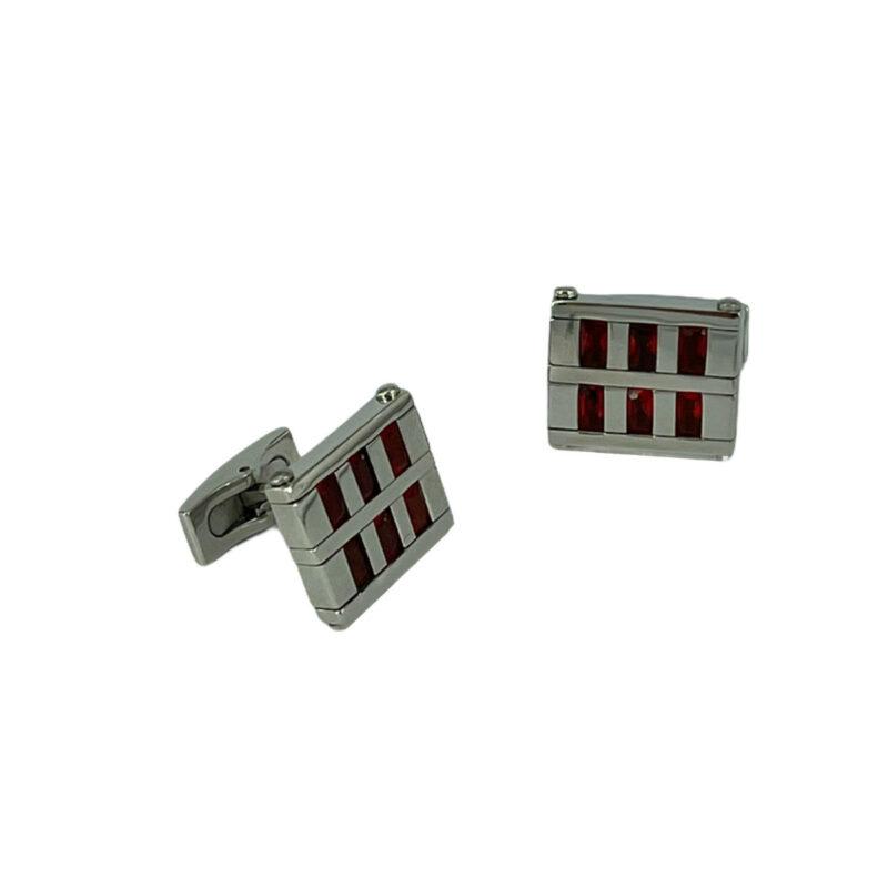 Μανικετόκουμπα Κόκκινα 202-95-1850-9726-1