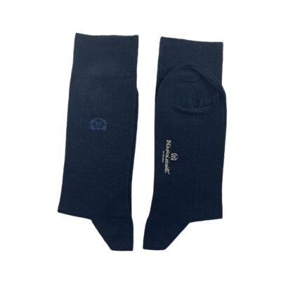 Κάλτσες Μπλε Μονόχρωμες