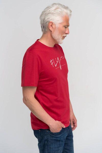 T-Shirt Κόκκινο