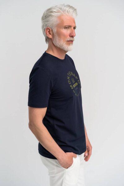 T-Shirt Μπλε