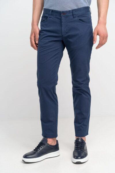 Παντελόνι 5 Pockets Μπλε Comfort