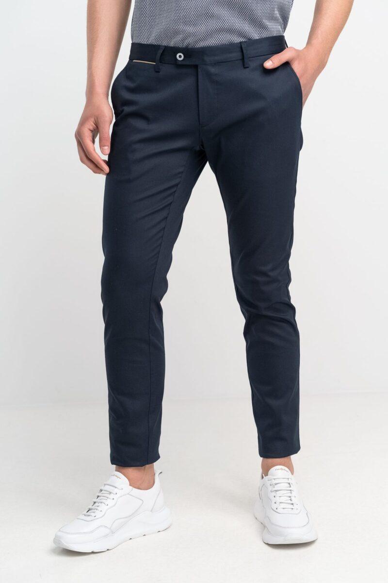Παντελόνι Chinos Μπλε Interfit