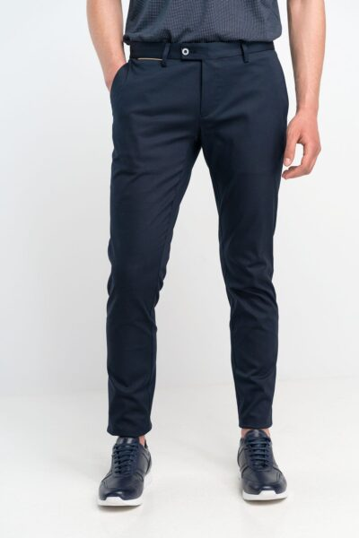 Παντελόνι Chinos Σκούρο μπλε Interfit