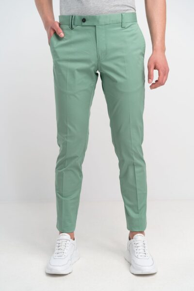 Παντελόνι Chinos Πράσινο Interfit