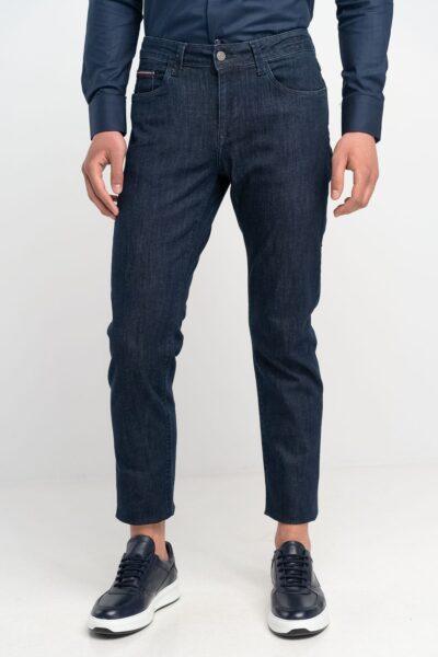 Παντελόνι Jeans 5 Pockets Μπλε Interfit