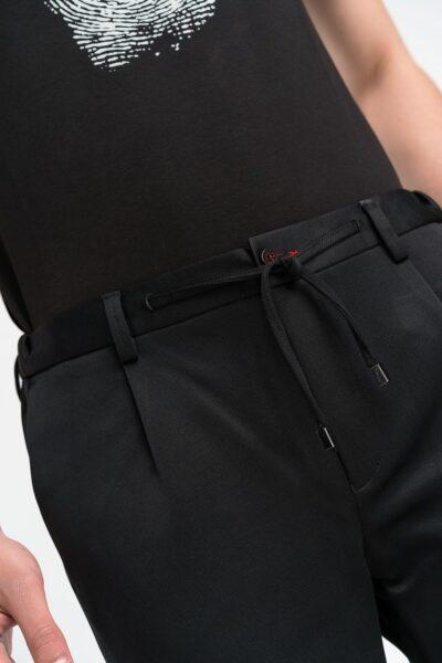 Παντελόνι Jogger Μαύρο Interfit