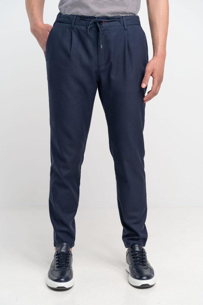Παντελόνι Jogger Μπλε Interfit
