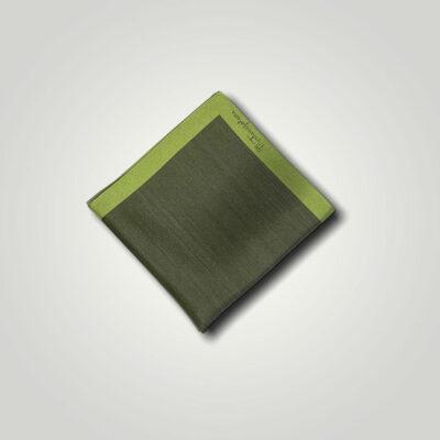 Μαντήλι Κυπαρισσί - Πράσινο Jacquard 250-25-1350-2508-1