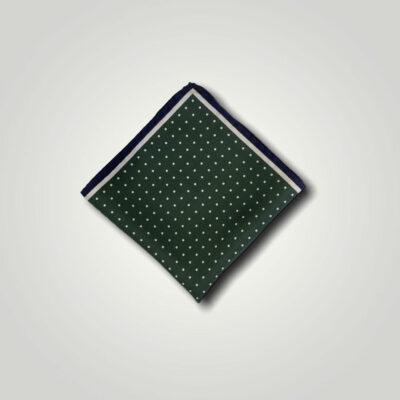 Μαντήλι Πράσινο Print 250-25-1350-2522-1