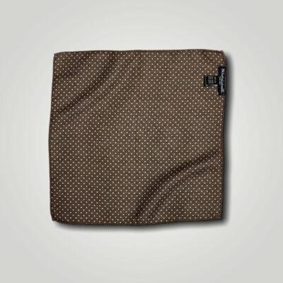 Μαντήλι Καφέ - Ραφ Print 250-25-1350-2524-2