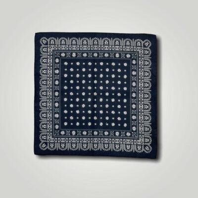 Μαντήλι Μπλε Print 250-25-1350-2527-1