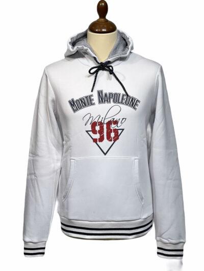 Μπλούζα τύπου πόλο Λευκή 500-50-3065-5163-1
