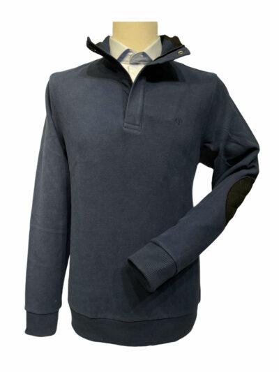 Μπλούζα τύπου πόλο Ραφ 500-50-3425-5106-2