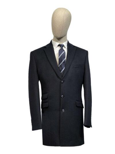 Παλτό Μπλε Μονόπετο 730-73-8450-7391-2