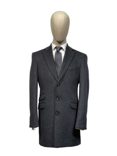 Παλτό Μπλε Μονόπετο 730-73-8845-7400-2
