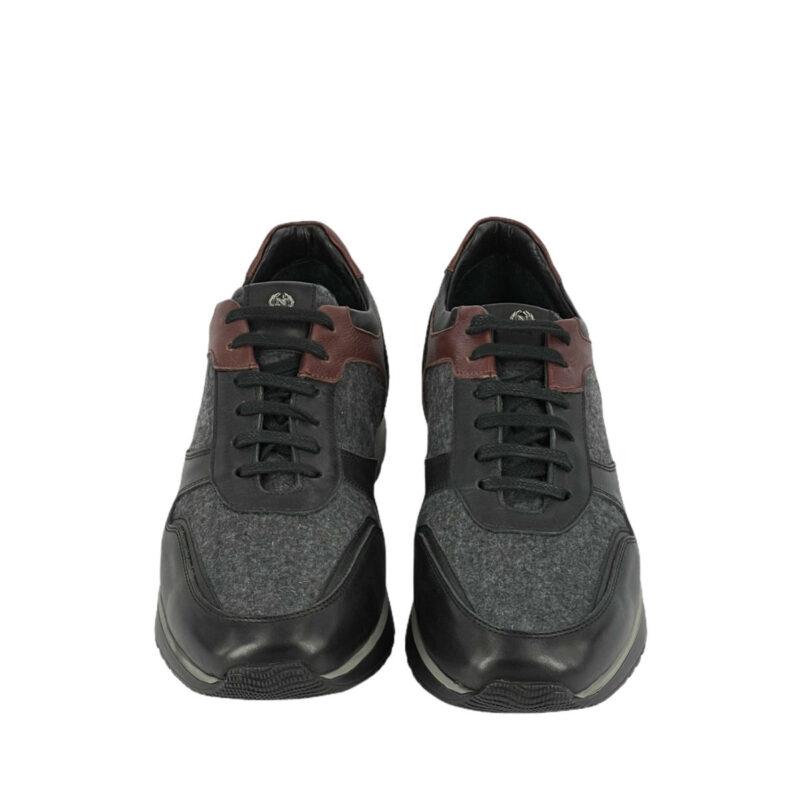 Παπούτσια Sneakers Μαύρα 900-90-4800-9010-2