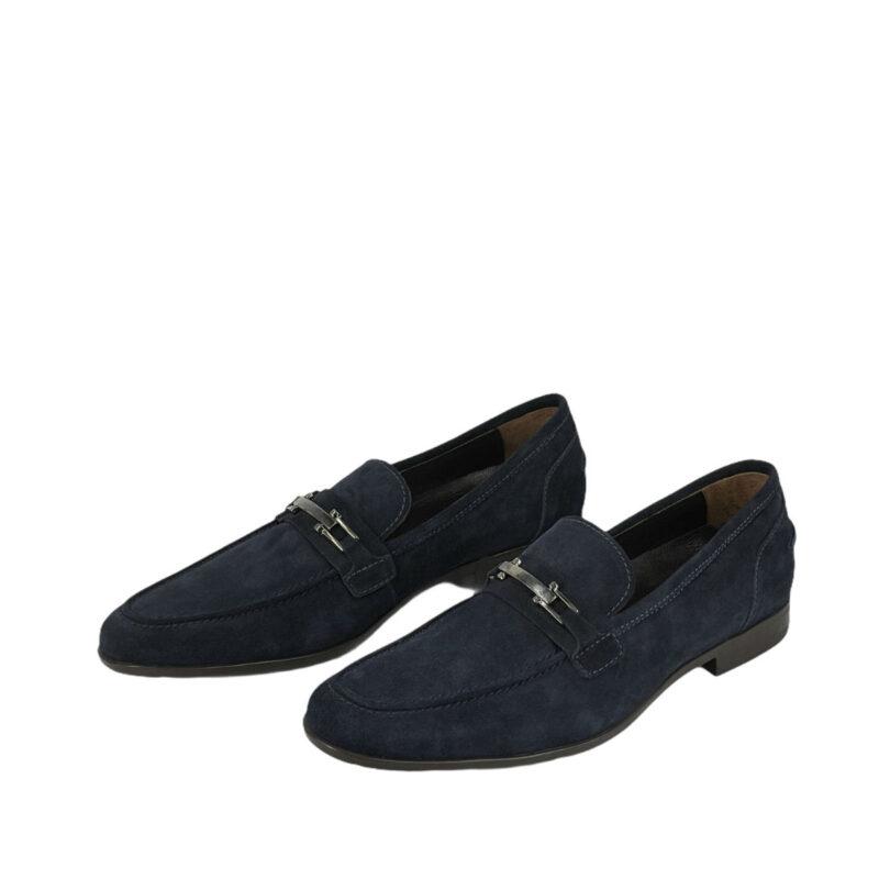 Παπούτσια Loafers Μπλε