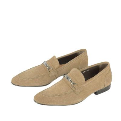 Παπούτσια Loafers Μπεζ