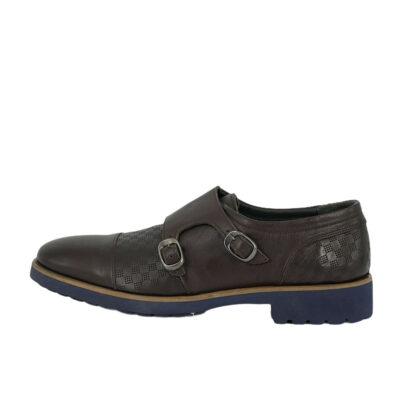 Παπούτσια Monk Strap Καφέ 900-90-5195-9210-3