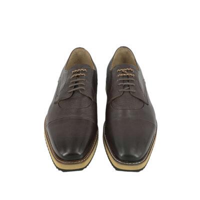 Παπούτσια Δετά Καφέ 900-90-5365-9225-2
