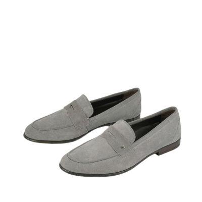 Παπούτσια Loafers Γκρι