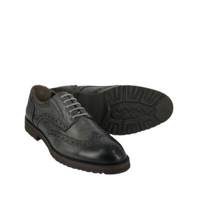 Παπούτσια Oxfords Γκρι 900-90-5580-9049-5