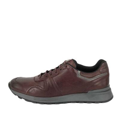 Παπούτσια Sneakers Μπορντό