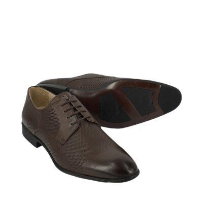 Παπούτσια Δετά Καφέ
