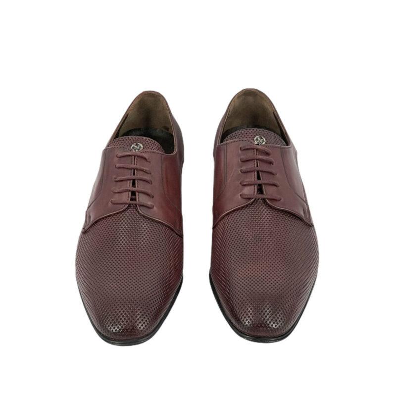 Παπούτσια Derby Μπορντό
