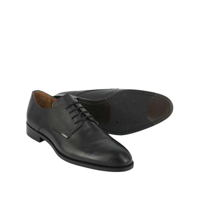 Παπούτσια Δετά Μαύρα 900-90-5785-9208-4