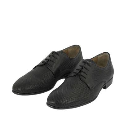 Παπούτσια Δετά Μαύρα 900-90-5800-9015-4