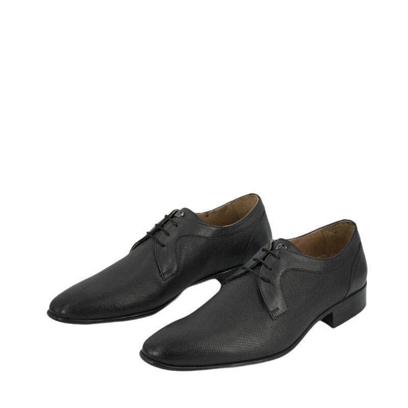 Παπούτσια Derby Μαύρα