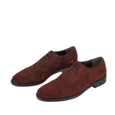 Παπούτσια Oxfords  Μπορντό