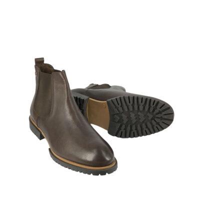 Παπούτσια Μποτάκια Καφέ 900-90-5800-9137-2