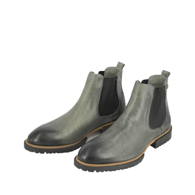 Παπούτσια Μποτάκια Γκρι 900-90-5800-9137-3
