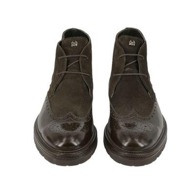 Παπούτσια Ημιμποτάκια Καφέ 900-90-5960-9122-1
