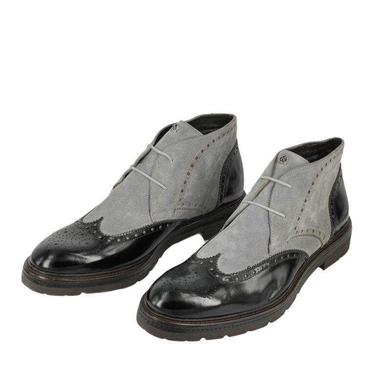Παπούτσια Ημιμποτάκια Μαύρα 900-90-5960-9122-3