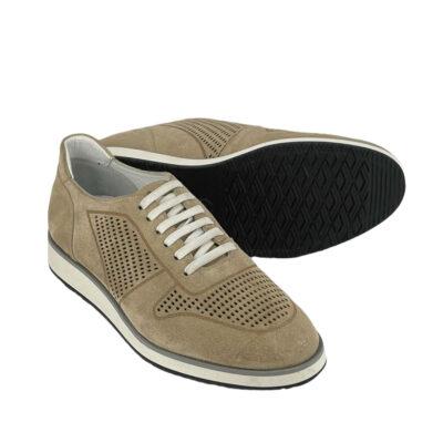 Παπούτσια Sneakers Μπεζ